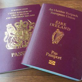 Irish passport for sale online