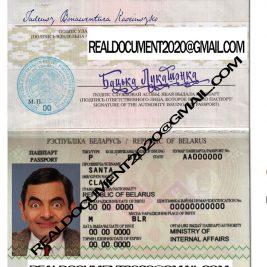 Buy Belarusian Passport