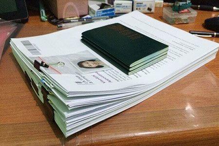 Documents Registration