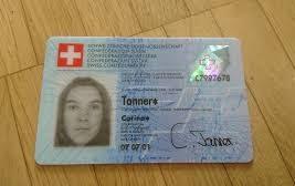 FAKE SWISS ID