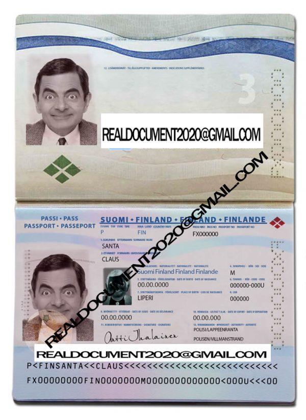 Buy Finnish Passport