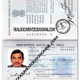 Buy Indian Passport