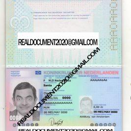 Buy Netherland Dutch Passport