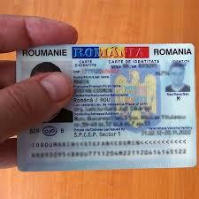 Romanian ID Card