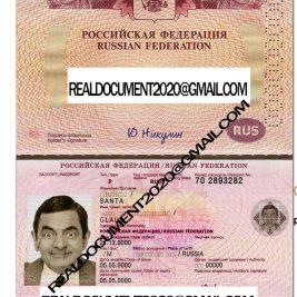 buy Russian Passport