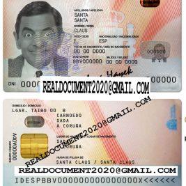 buy Spanish ID Card