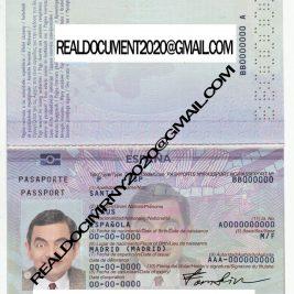 Buy spanish passport