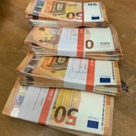 50Euros Counterfeit Notes