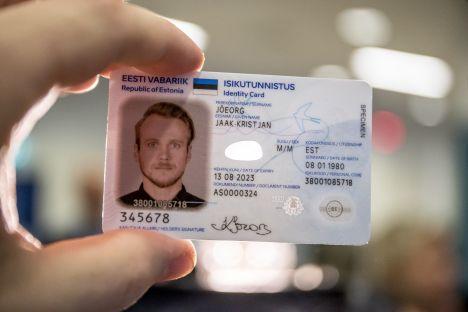 BUY fake estonian id card