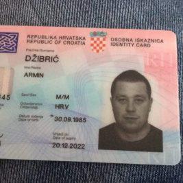 buy Fake Croatian ID Cards