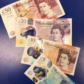 Buy Counterfeit British Pound Bills