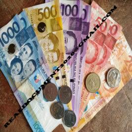 Buy Philippine Peso online